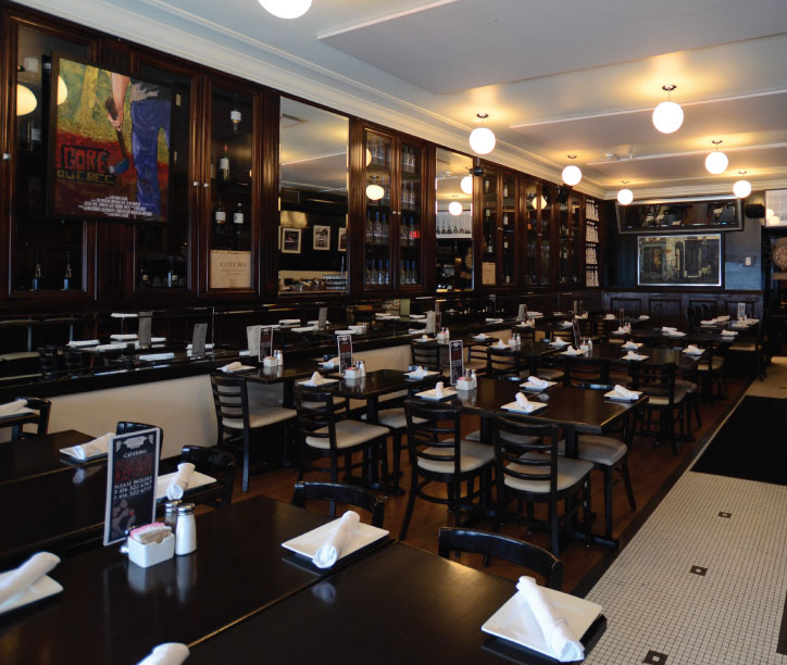 Coquine Restaurant Toronto – Toronto French Bistro